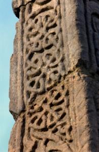 Saxon Stone Cross, Sandbach