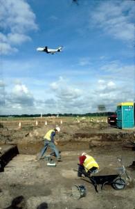 Excavations at Oversley farm, Styal