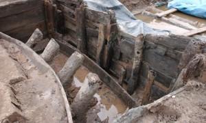 Roman brine cistern, Nantwich